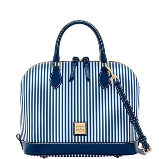 Dooney & Bourke DB Stripe Zip Zip Satchel (Introduced by Dooney & Bourke at $228 in Jun 2017)
