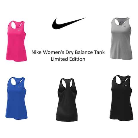Nike Women's Athletic Dry Balance Tank Top