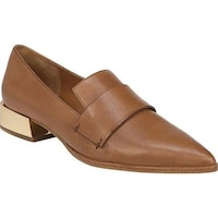2695db46c41 Shop Sarto by Franco Sarto Women s Nebby Loafer Camel Leopard Ombre ...