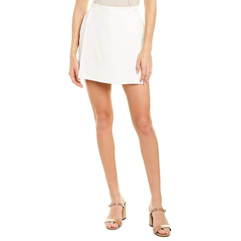 French Connection Aria Flare Skort