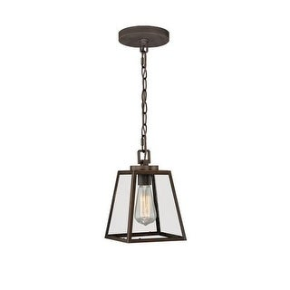 Vaxcel Lighting P0050 Pendant 1 Light Lantern Pendant