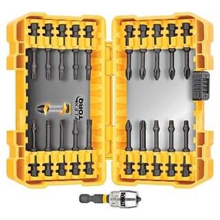 Dewalt Accessories DWA2FTS22IR 22 Pieces Impact Ready Flex Torq Screw Driving Set