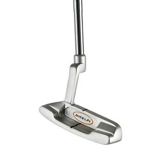 Intech Golf Future Tour Pee Wee Putter (Right-Handed, Steel Shaft, Age 5 and Under)