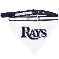 MLB Tampa Bay Rays Collar Bandana