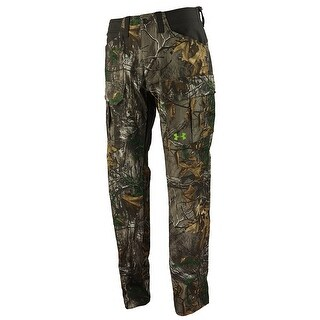Under Armour Men's UA Scent Control Field Hunting Pants - realtree xtra - 38x32