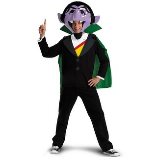 Disguise The Count Adult Costume - Black - x-large (42-46)