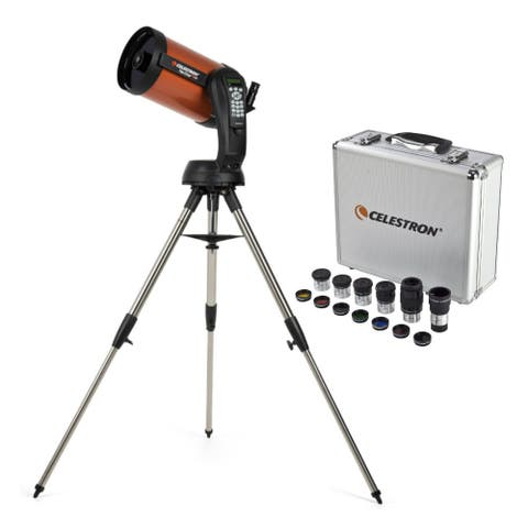 Celestron NexStar 8SE Computerized Telescope and Eyepiece Bundle