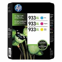 HP 933XL 3-pack Colors inks