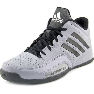 Adidas 3 Series 2015 Men  Round Toe Synthetic Gray Basketball Shoe