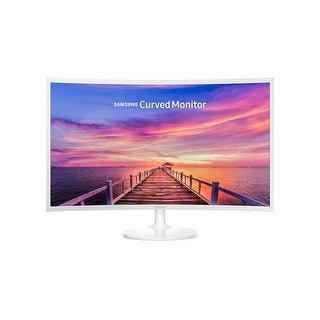 Samsung LED C32F391 32inch Curved Display LED C32F391 32inch Curved Display