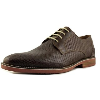 Giorgio Brutini Jeffers Men  Round Toe Leather Brown Oxford