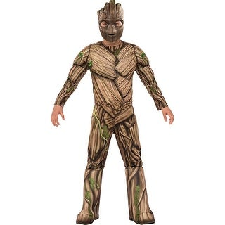 Guardians Of The Galaxy Vol 2 Groot Deluxe Child Costume