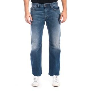 Diesel Men's Larkee Relaxed Regular Straight-Leg Denim Jean 0823C