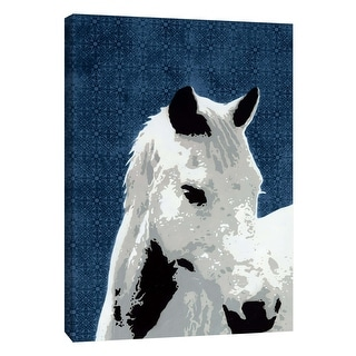"PTM Images 9-105950  PTM Canvas Collection 10"" x 8"" - ""Horse"" Giclee Horses Art Print on Canvas"