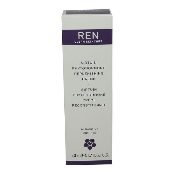 REN Skincare Sirtuin Phytohormone Replenishing Cream 1.7 Oz