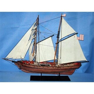 Prince de Neufchatel 24 in. Decorative Model Pirate Ships