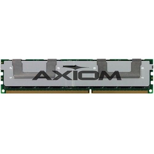 """Axion 708641-S21-AX Axiom 16GB Dual Rank Module PC3-14900 Registered ECC 1866MHz - 16 GB - DDR3 SDRAM - 1866 MHz"