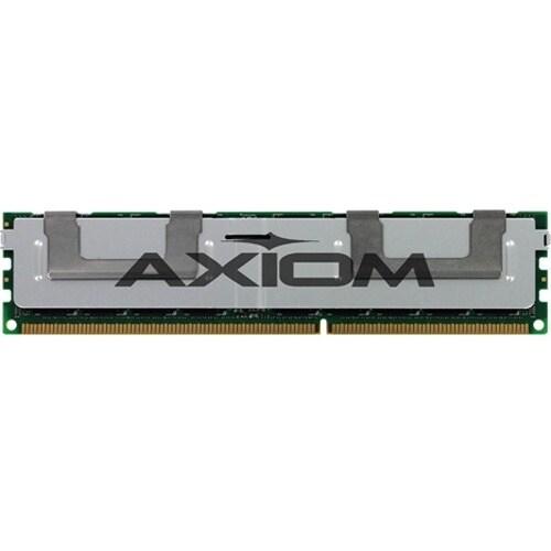 """Axion AX31333R9W/8L Axiom 8GB Dual Rank Low Voltage Module PC3L-10600 Registered ECC 1333MHz 1.35v - 8 GB - DDR3 SDRAM - 1333"