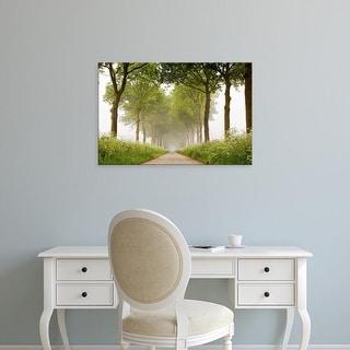 Easy Art Prints Lars Van de Goor's 'This Appears' Premium Canvas Art