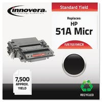 Innovera Remanufactured MICR Toner Cartridge 7551MICR Remanufactured Toner