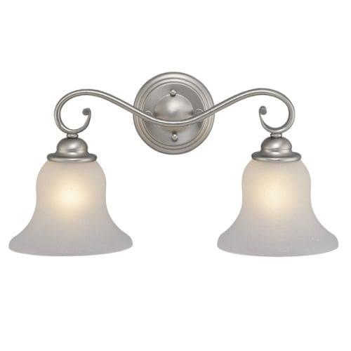 Vaxcel Lighting VL35472 Monrovia 2 Light Bathroom Vanity Light - 12.63 Inches Wide