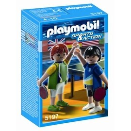 Two Table Tennis Players by Playmobil
