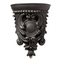 Craftmade CAC Corbel Design Decorative Wall Sconce Chime from the Traditional Collection - hand painted florentine bronze
