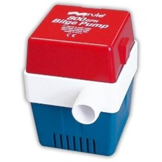 Rule 20F Bilge Pump, 800 GPH