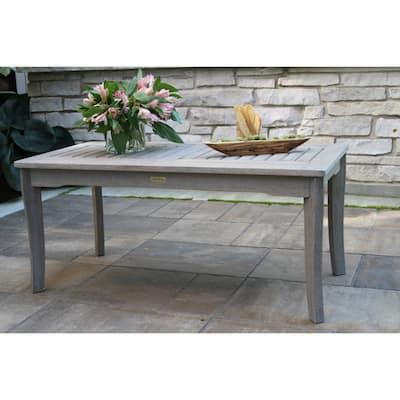 Contessa Grey Wash Eucalyptus Coffee Table