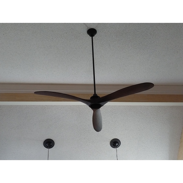 Monte Carlo Maverick Max Black 70 Inch Ceiling Fan   Free Shipping Today    Overstock.com   19005691