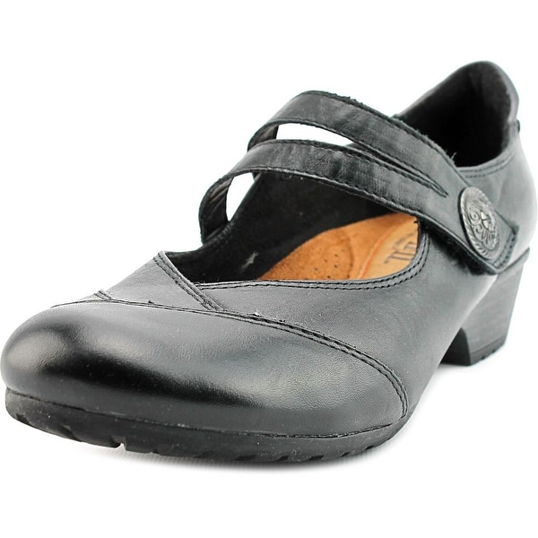 Cobb Hill Gemma Round Toe Leather Mary Janes