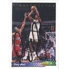 Doug West Minnesota Timberwolves 1992 Upper Deck Autographed Card This item comes with a certifica