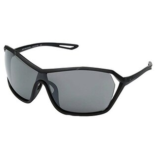 Nike Mens Helix Elite Space Black With Black Mirror Lens Sunglasses