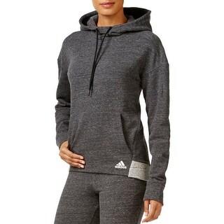 Adidas Womens Hoodie Active Long Sleeves - M