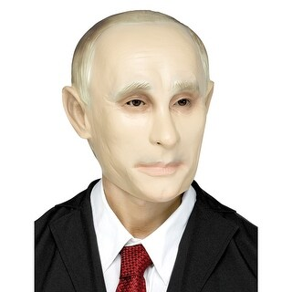 Adult Political Pundit Putin Costume Mask