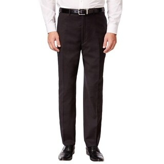 Shaquille O'Neal Mens Big & Tall Suit Pants Wool Pindot - 50