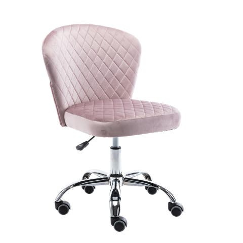 Computer Chair Task Chair Home Executive Desk Chair Comfortable Swivel Chair and Mid - N/A