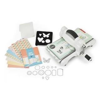 Link to Sizzix Big Shot Starter Kit Grey & White Machine Similar Items in Die Cutting