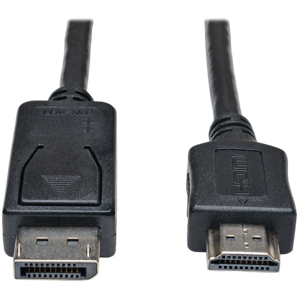 Tripp Lite P582-006 Displayport To Hd Adapter Cable (6Ft)