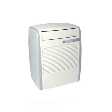 EdgeStar AP8000W Small Room Cools Up To 250 Square Feet 115V Portable Air Conditioner with 71 Pint Dehumidifier and Remote