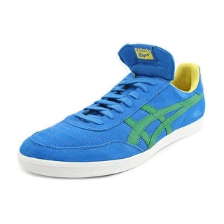 Onitsuka Tiger by Asics Hulse Men H Round Toe Suede Blue Sneakers