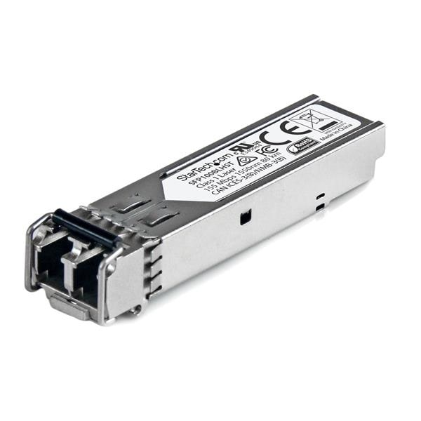 Startech Sfp100blhst 80Km 100Mbps Fiber 100Base-Lh Sm Lc Sfp Transceiver Mdl