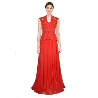 Red, Silk Dresses - Overstock.com Shopping - Dresses To Fit Any ...