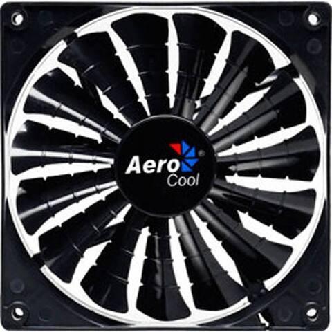 AeroCool EN55413 Shark 120mm Black Edition Chassis Gamer PC Computer Case Fan