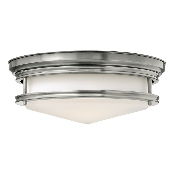 Hinkley Lighting 3301 3 Light Indoor Flush Mount Ceiling Fixture from the Hadley Collection