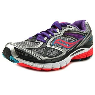 Saucony Guide 7 Women  Round Toe Synthetic Gray Running Shoe