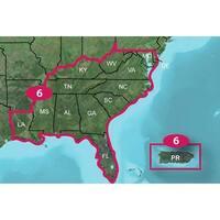 Garmin TOPO US 24K Southeast TOPO US 24K - SOUTHEAST
