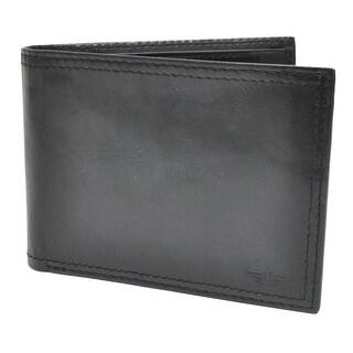 Dockers Men's Leather Slim Bifold Wallet - One Size