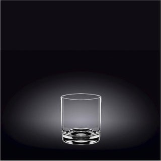 Wilmax 888023 300 ml Whisky Glass Set of 6, Pack of 12
