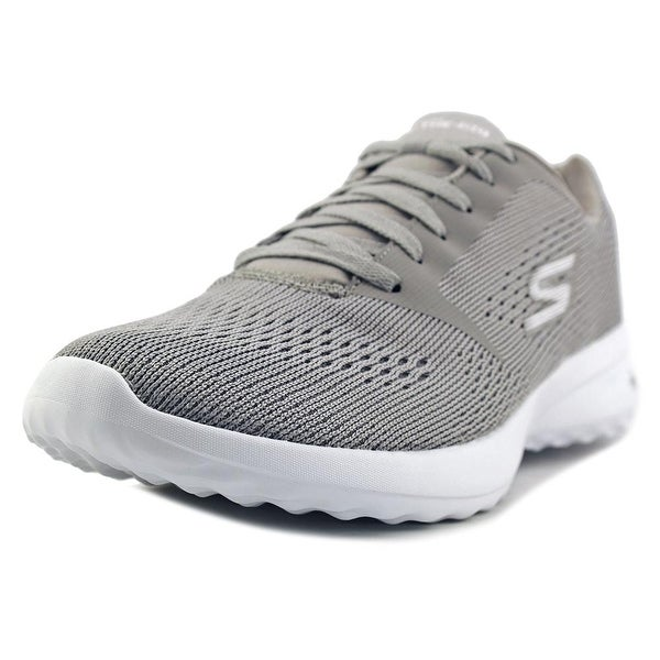 Skechers On-The-Go City 3.0-Driven Men Gray Sneakers Shoes